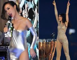 """Một ngôi sao quốc tế """"copy"""" phong cách thời trang của Gan Lulu"""