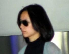 Đổng Khiết lộ diện buồn bã sau tin đồn ly dị