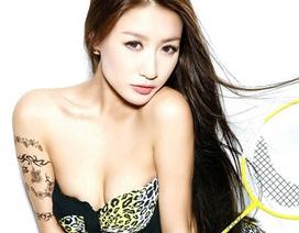 """""""Biểu tượng sex"""" mới của làng giải trí Trung Quốc"""
