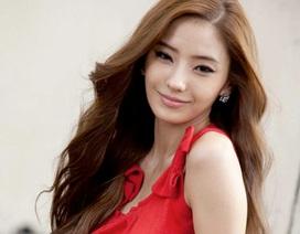 """""""Barbie xứ Hàn"""" mang bầu con đầu lòng"""