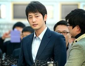Tài tử Park Shi Hoo nộp đơn kiện nạn nhân A vu khống