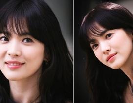 Fan mê mẩn vẻ đẹp pha lê của Song Hye Kyo