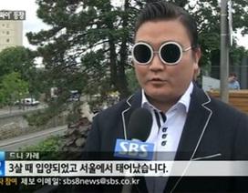 """""""Psy giả"""" lộ diện tại LHP Cannes"""