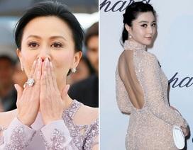 Dàn sao Hoa ngữ tiếp tục tỏa sáng tại LHP Cannes
