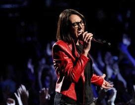 Xem lại màn trình diễn hấp dẫn trong đêm chung kết The Voice Mỹ