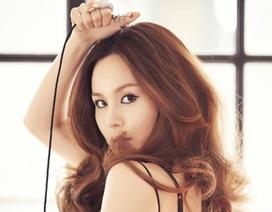 Ca sỹ xinh đẹp xứ Hàn thừa nhận từng phẫu thuật thẩm mỹ