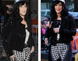 U70, Cher vẫn biểu diễn bốc lửa và mặc cá tính