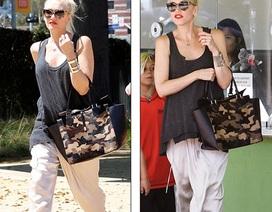 43 tuổi, Gwen Stefani mang bầu lần 3