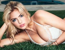 Siêu mẫu Kate Upton trở thành người mẫu của năm