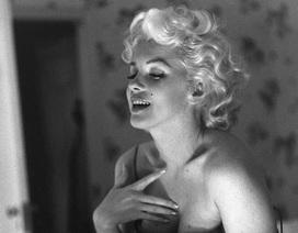 Ảnh cũ của Marilyn Monroe được sử dụng trong quảng cáo tiền triệu
