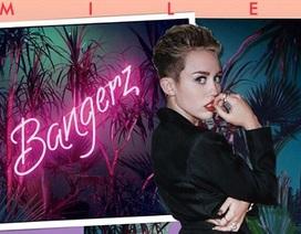 Album mới của Miley Cyrus dẫn đầu bảng xếp hạng