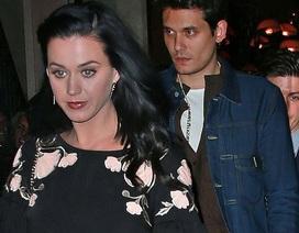 Katy Perry ngưỡng mộ trí tuệ của John Mayer