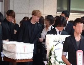 Nữ ca sĩ 25 tuổi của Hàn Quốc qua đời vì bệnh u não