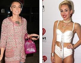 "Sinead O'Connor yêu cầu ""đàn em"" Miley Cyrus xin lỗi"