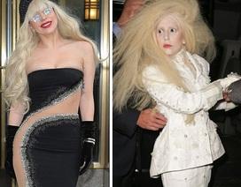 Liên tục choáng váng trước khả năng sáng tạo của Lady Gaga