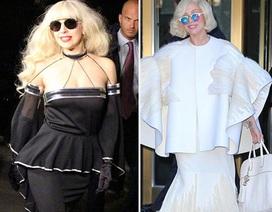 Lady Gaga mặc quái để gây ấn tượng với fan