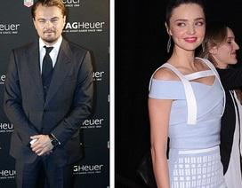 Miranda Kerr hò hẹn với Leonardo DiCaprio