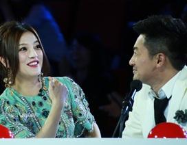 Những khoảnh khắc đẹp của Triệu Vy và Tô Hữu Bằng