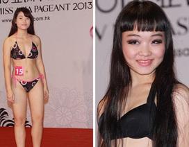 Nhan sắc gây thất vọng của thí sinh cuộc thi Hoa hậu châu Á