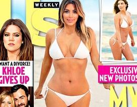 Bí quyết giảm 23kg của Kim Kardashian