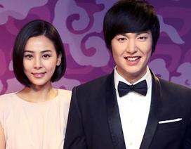 """Tượng sáp của """"Kim Tan"""" Lee Min Ho bị chê"""