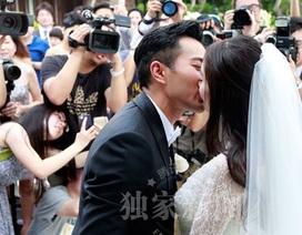 Hình ảnh lãng mạn về lễ thành hôn của Dương Mịch