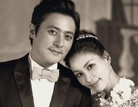 Vợ Jang Dong Gun sinh con thứ hai ở tuổi 42