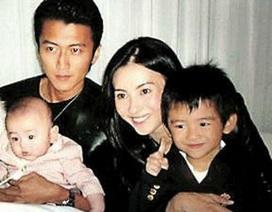 Tạ Đình Phong đón năm mới bên vợ cũ và các con