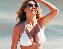 "Kate Upton kiện website phát tán ảnh ""nude"""