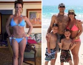 Britney Spears gây sốc với ảnh bikini siêu thon
