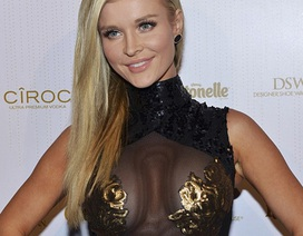 Mỹ nhân Hollywood diện váy xuyên thấu tại tiệc tiền Oscar