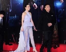 Lưu Gia Linh táo bạo với trang phục xuyên thấu