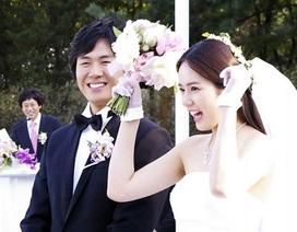 Mỹ nhân xứ Hàn mang thai con đầu lòng sau 9 năm đám cưới
