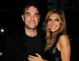 Robbie Williams sắp lên chức bố lần hai