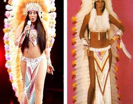 67 tuổi, Cher vẫn diện đồ gợi cảm và táo bạo