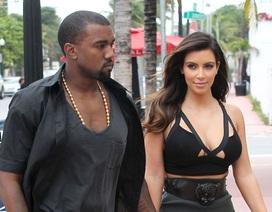 Kim Kardashian và Kanye West đã chính thức trở thành vợ chồng
