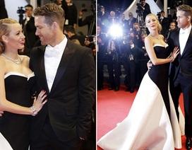 Vợ chồng Blake Lively đẹp đôi trên thảm đỏ