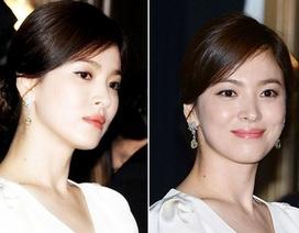 Song Hye Kyo đẹp dịu dàng tại LHP Cannes