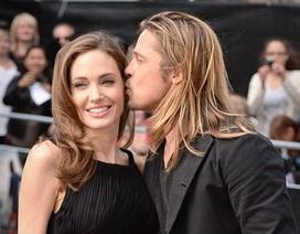 """Angelina Jolie: """"Brad Pitt chính là gia đình của tôi"""""""