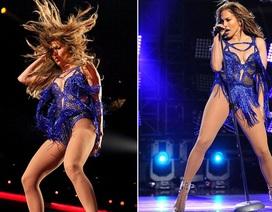 """Jennifer Lopez """"nổi lửa"""" trên sân khấu bằng vũ đạo gợi cảm"""