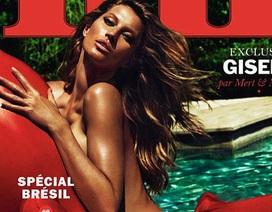 """Siêu mẫu Brazil """"nóng rực"""" trong bộ ảnh mới"""