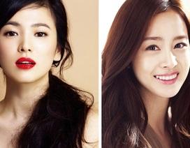 Những mỹ nhân xứ Hàn sở hữu vẻ đẹp tự nhiên