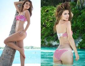 Nữ MC xinh đẹp của Mỹ khoe dáng vóc hoàn hảo
