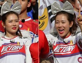 """""""Ngọc nữ xứ Hàn"""" khoe ảnh xinh tươi đi cổ vũ World Cup"""