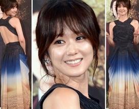 """Jang Na Ra trẻ đẹp như gái tuổi """"teen"""" tại buổi họp báo"""