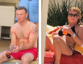 Hậu World Cup 2014, Wayne Rooney đưa vợ đi nghỉ mát