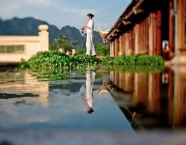 Nét đẹp dịu dàng của khu nghỉ dưỡng Emeralda Resort Ninh Bình