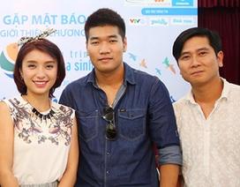 Tiêu Châu Như Quỳnh, Uyên Linh làm giám khảo cuộc thi SV