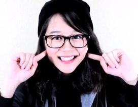 """Vlogger xinh đẹp tiết lộ quá khứ """"xấu gái"""" và bí quyết để tự tin"""