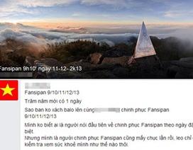 """Rủ nhau leo Fansipan mừng ngày 11/12/13 """"trăm năm có một"""""""